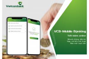 gửi tiết kiệm qua Internet Banking Vietcombank Ảnh 5