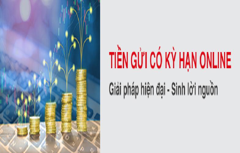 gửi tiết kiệm online ngân hàng Techcombank