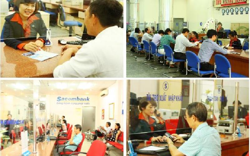 Lãi suất gửi tiết kiệm ngân hàng Sacombank