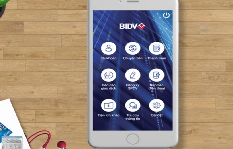 cách gửi tiết kiệm online của BIDV ảnh 3
