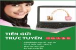 hướng dẫn gửi tiết kiệm online Vietcombank