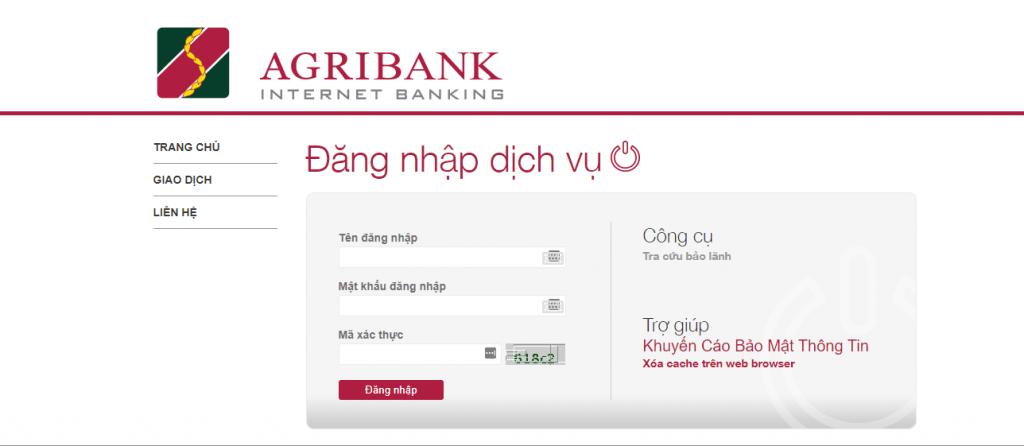 Cách gửi tiết kiệm online ngân hàng Agribank ảnh 1