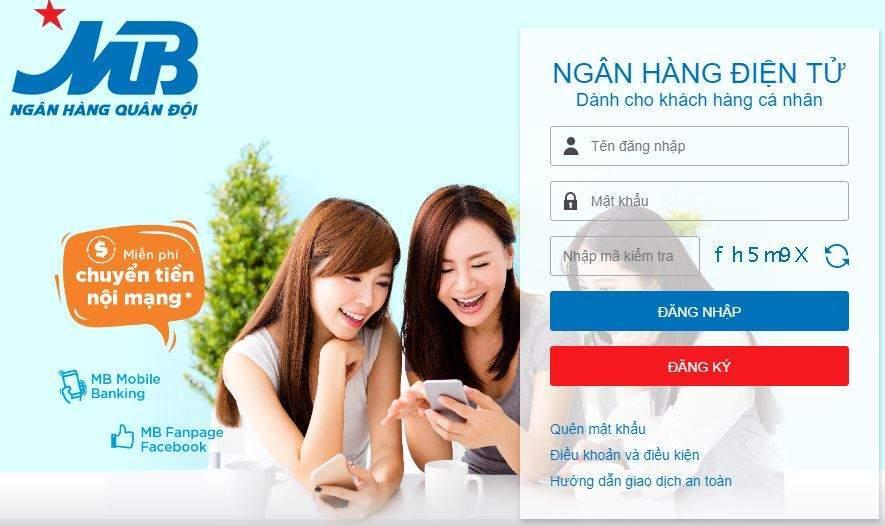 Cách gửi tiết kiệm online tại ngân hàng MBBank ảnh 1