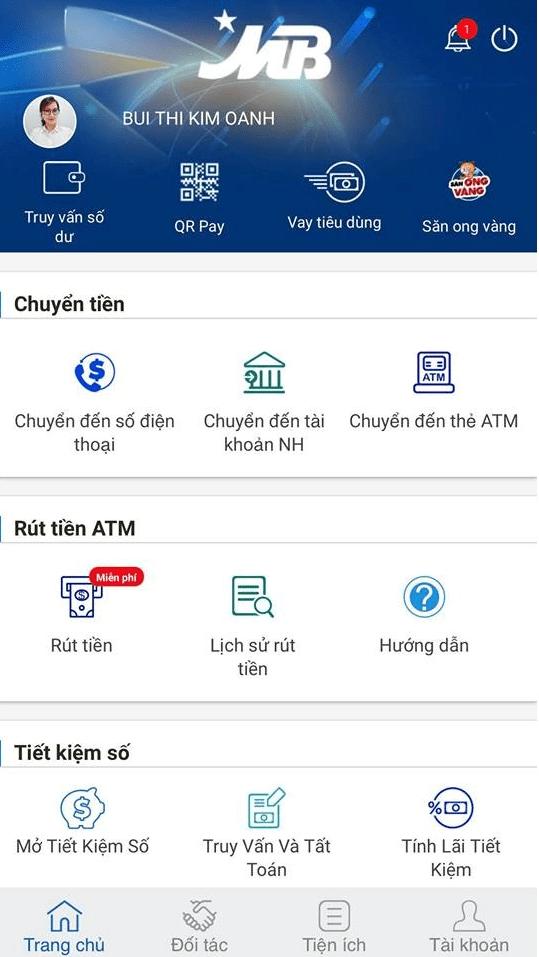 Cách gửi tiết kiệm online tại ngân hàng MBBank ảnh 2