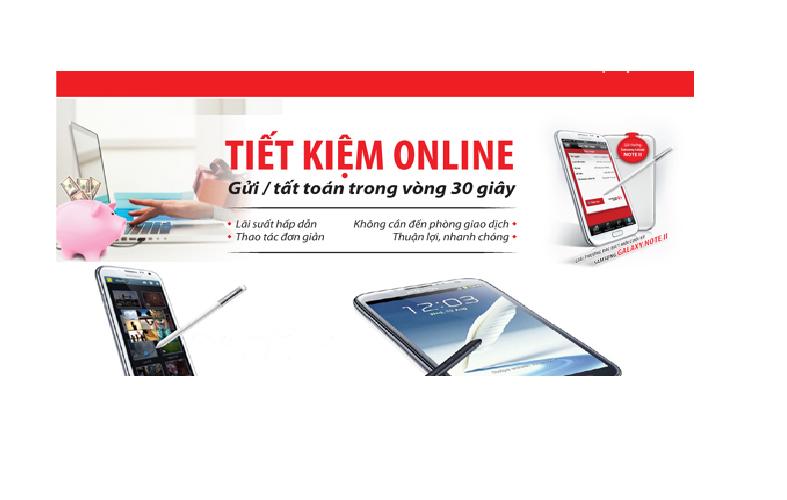 gửi tiết kiệm online maritime bank