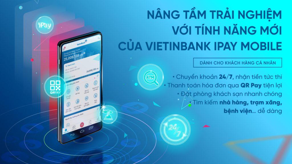 Hướng dẫn cách đăng ký vietinbank ipay trực tuyến đơn giản nhất ảnh 1