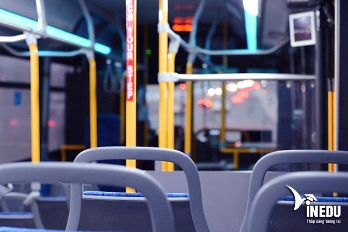 Tiết kiệm chi phí khi di chuyển bằng phương tiện giao thông công cộng